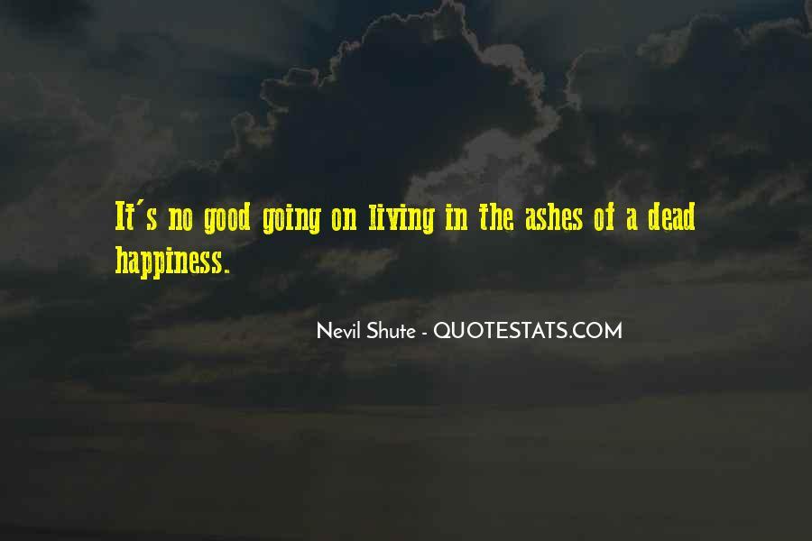 Shute's Quotes #1860449