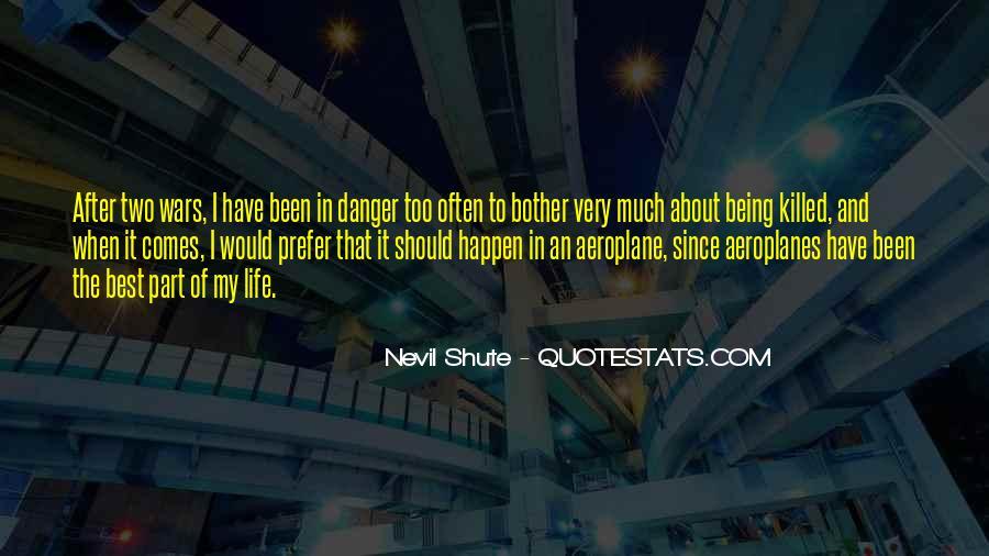 Shute's Quotes #800989