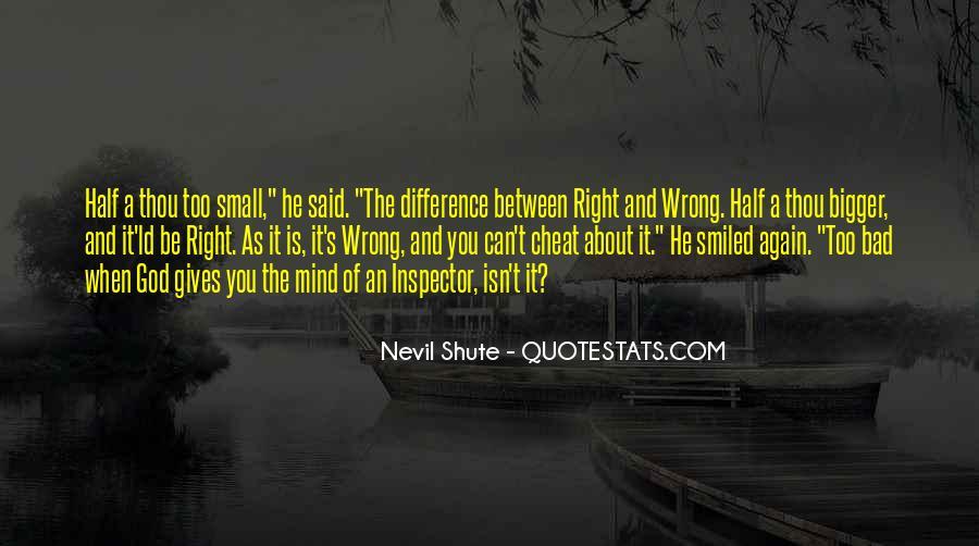 Shute's Quotes #875741