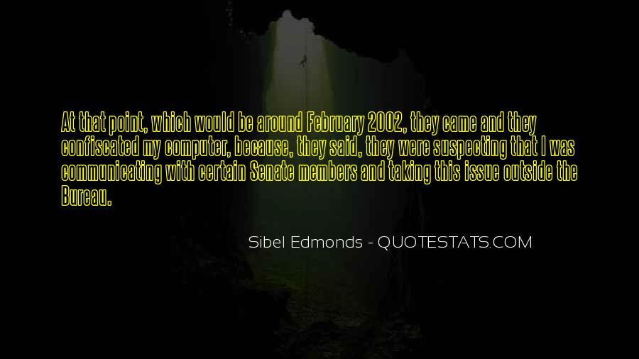 Sibel Quotes #1308558