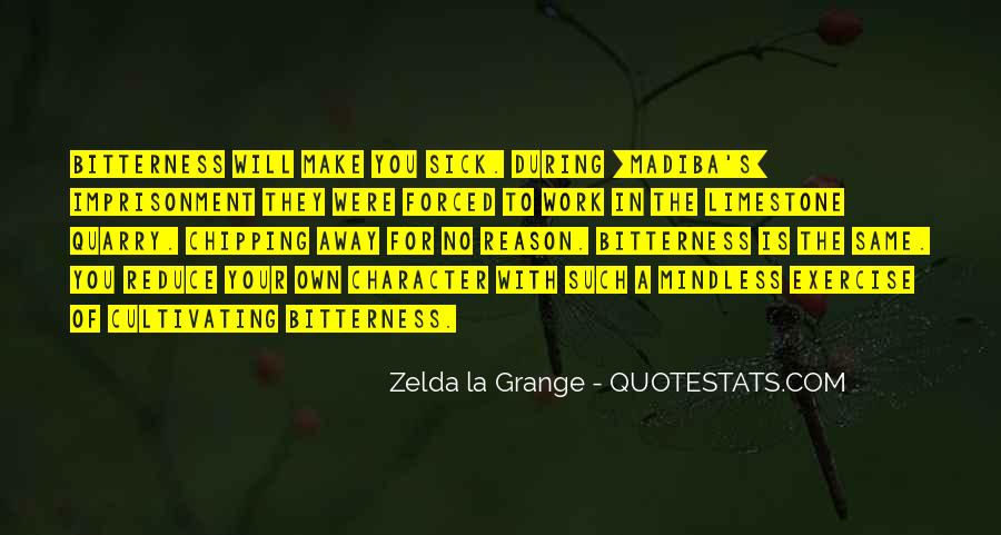 Sick's Quotes #103266