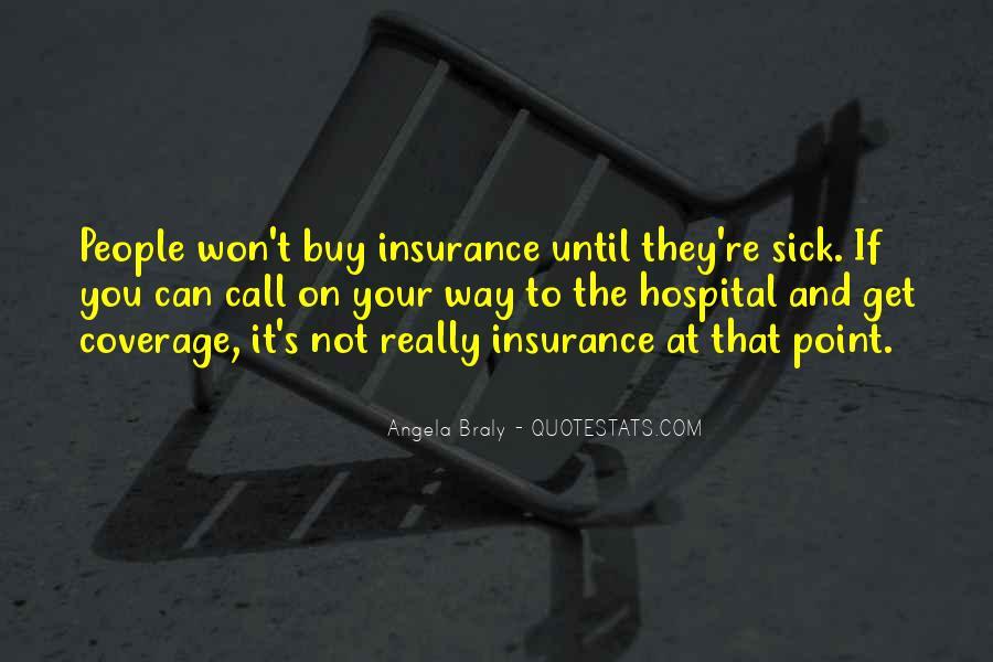 Sick's Quotes #103454