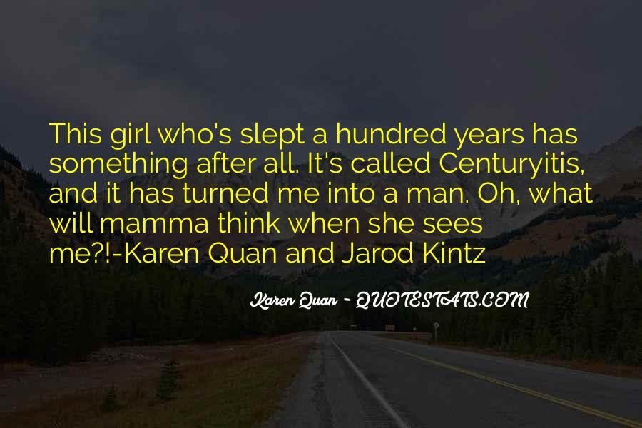 Sick's Quotes #110138