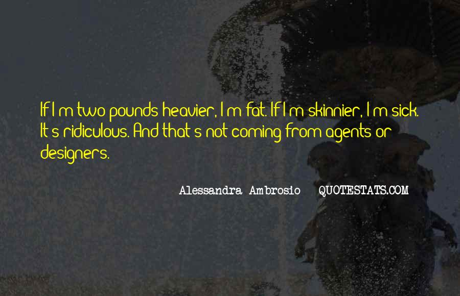 Sick's Quotes #132992
