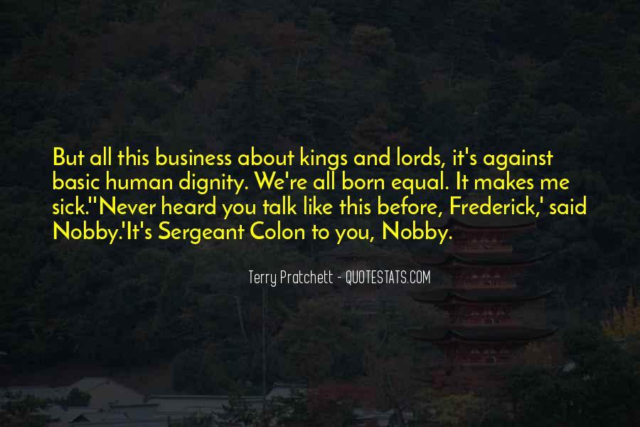 Sick's Quotes #156422
