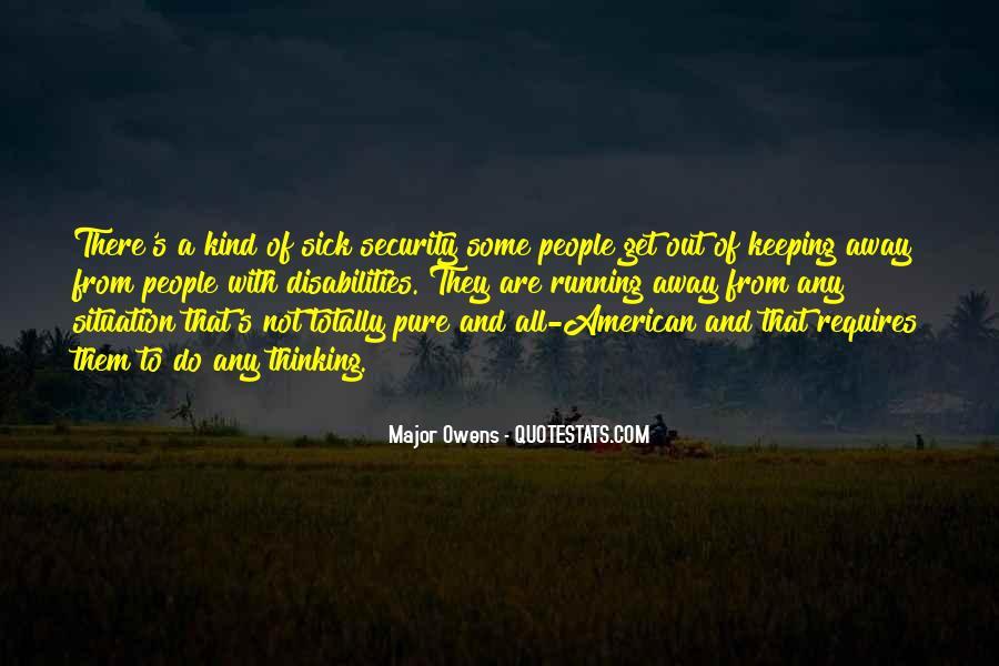 Sick's Quotes #175744