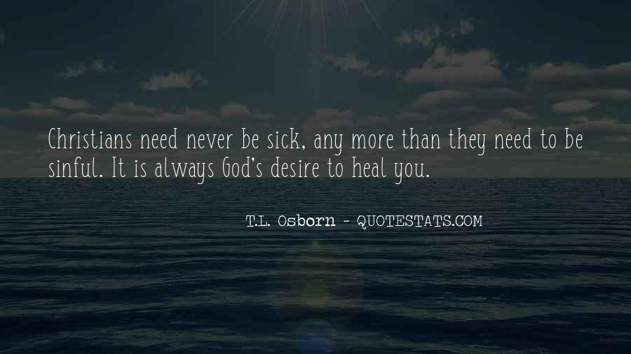 Sick's Quotes #46665