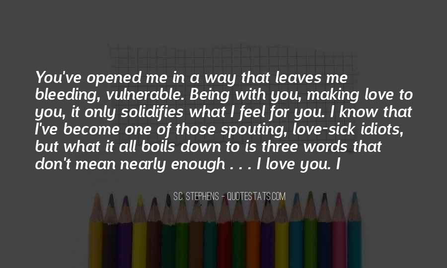 Sick's Quotes #93061