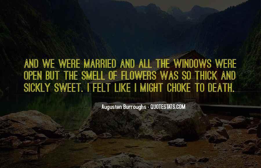 Sickly Quotes #1209689