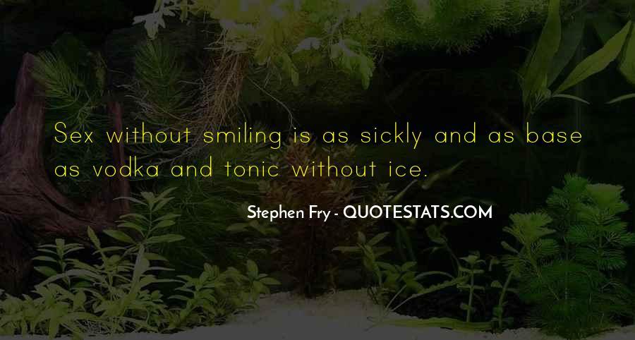 Sickly Quotes #1477371
