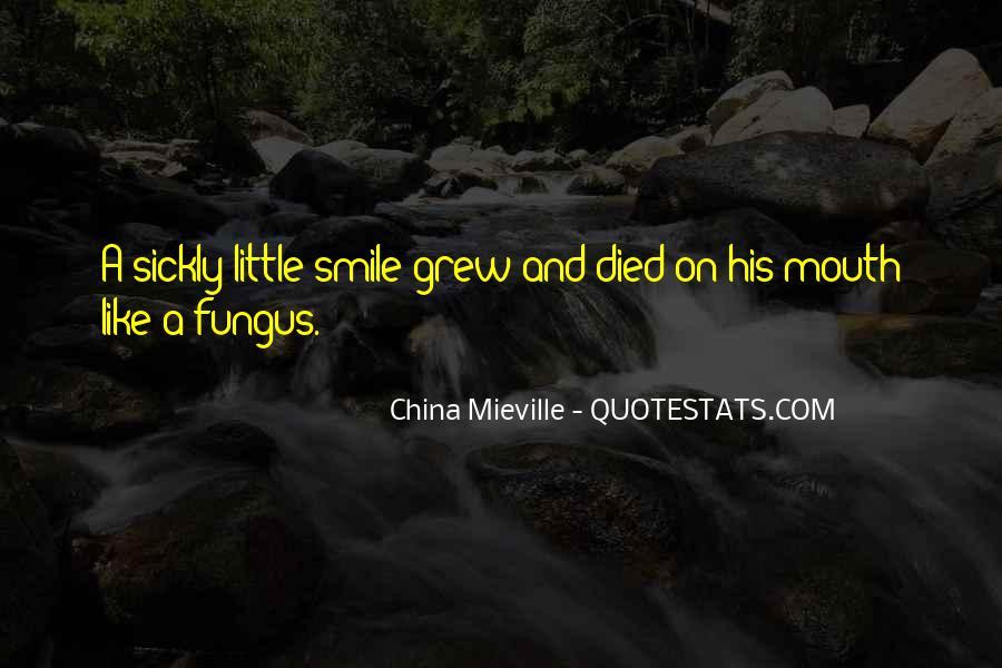 Sickly Quotes #318017