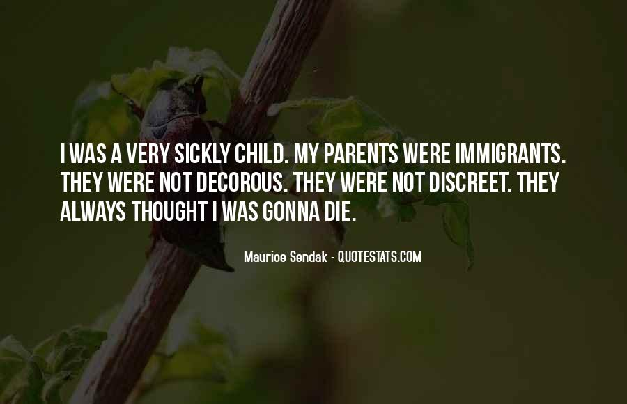 Sickly Quotes #342168