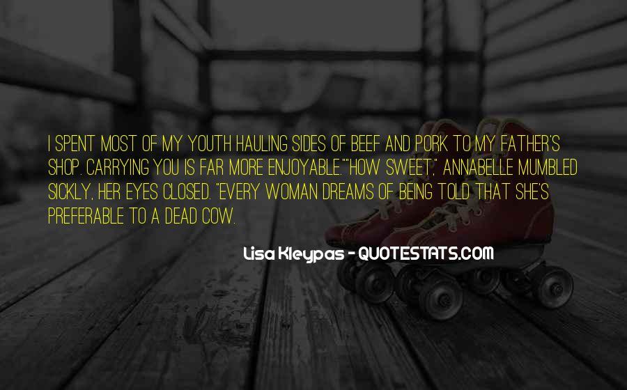 Sickly Quotes #58681
