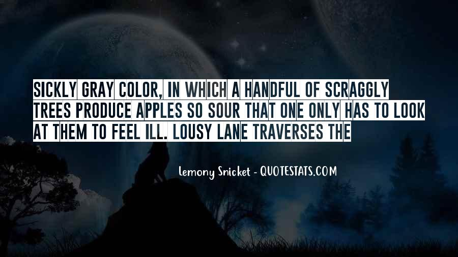 Sickly Quotes #937260