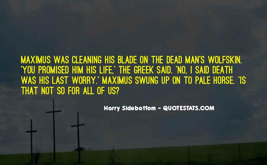 Sidebottom Quotes #1147696