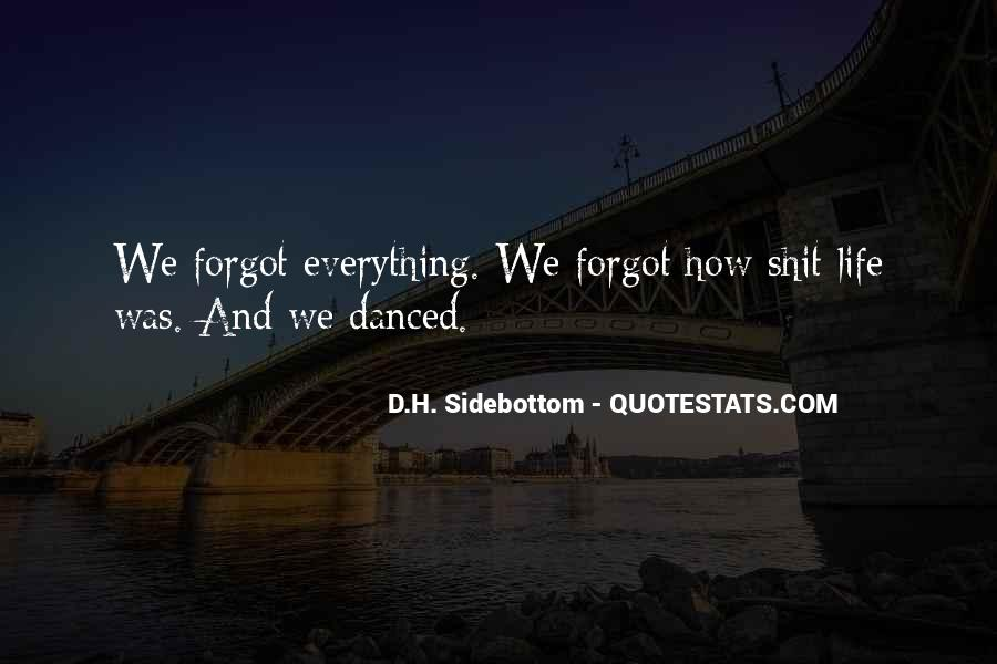 Sidebottom Quotes #1422749