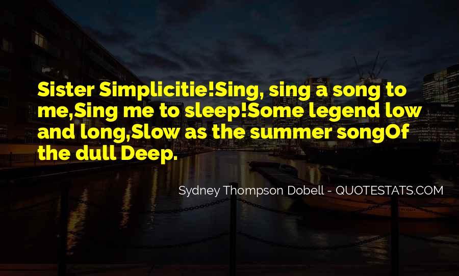 Simplicitie Quotes #325187