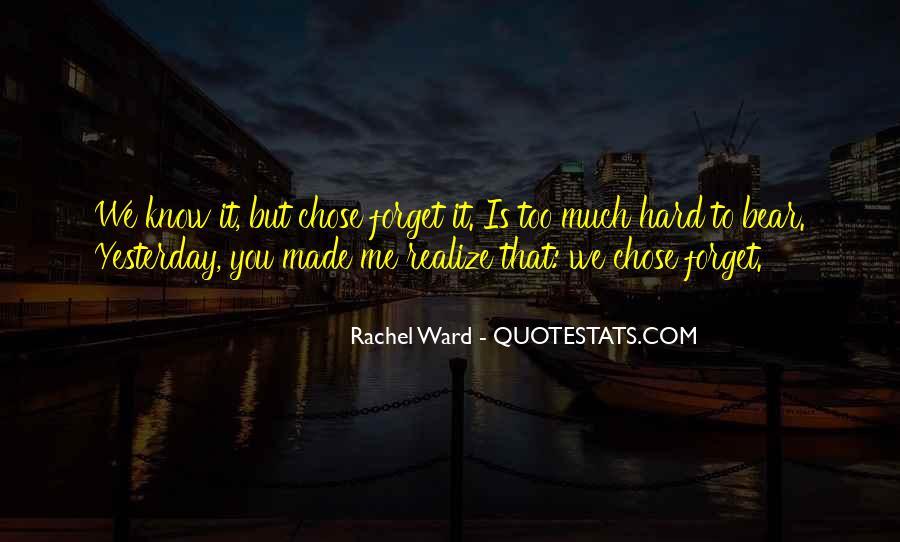Sincera Quotes #1510353