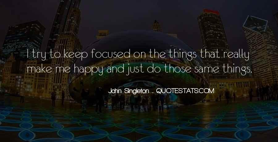 Singleton's Quotes #1208056