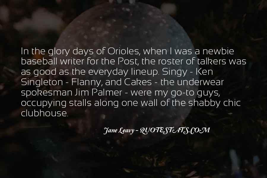 Singleton's Quotes #1580052
