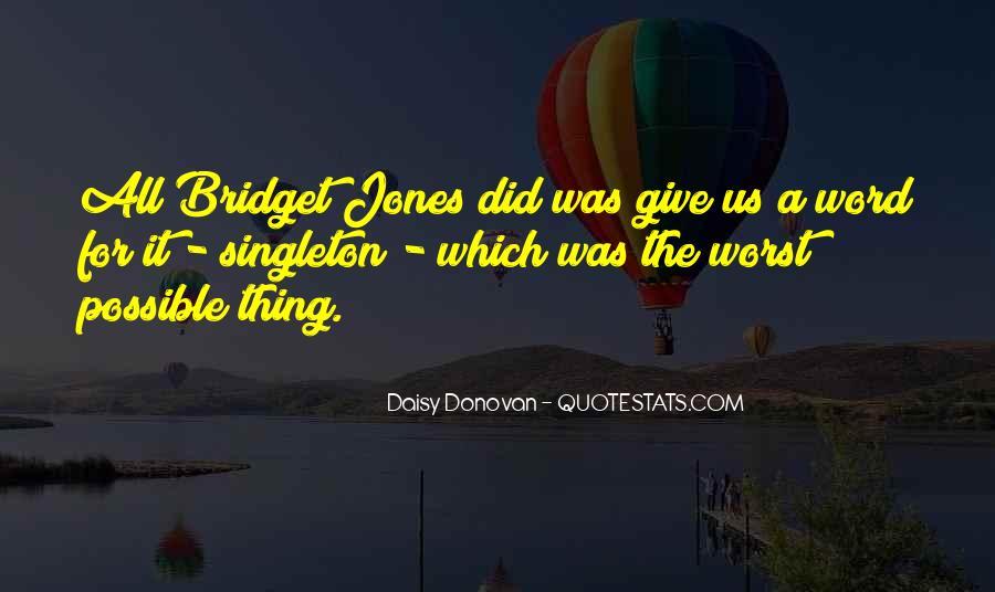 Singleton's Quotes #1680749