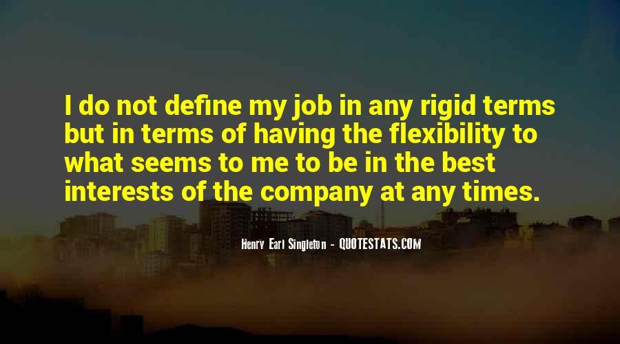 Singleton's Quotes #212241