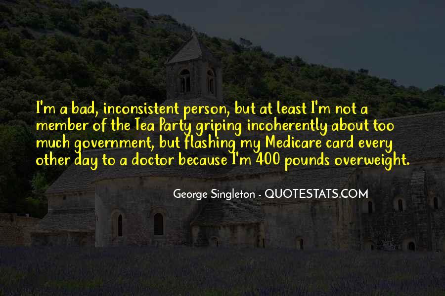 Singleton's Quotes #327329