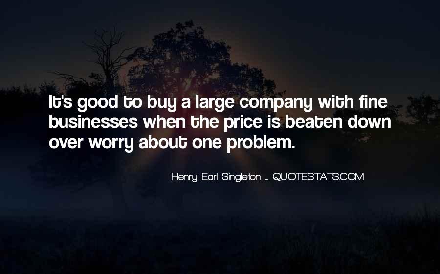 Singleton's Quotes #500690