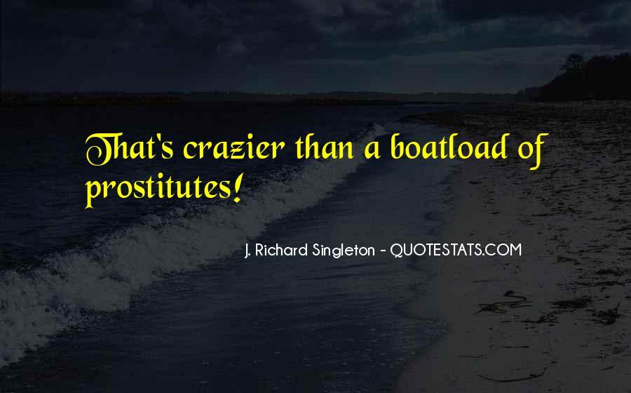 Singleton's Quotes #537995