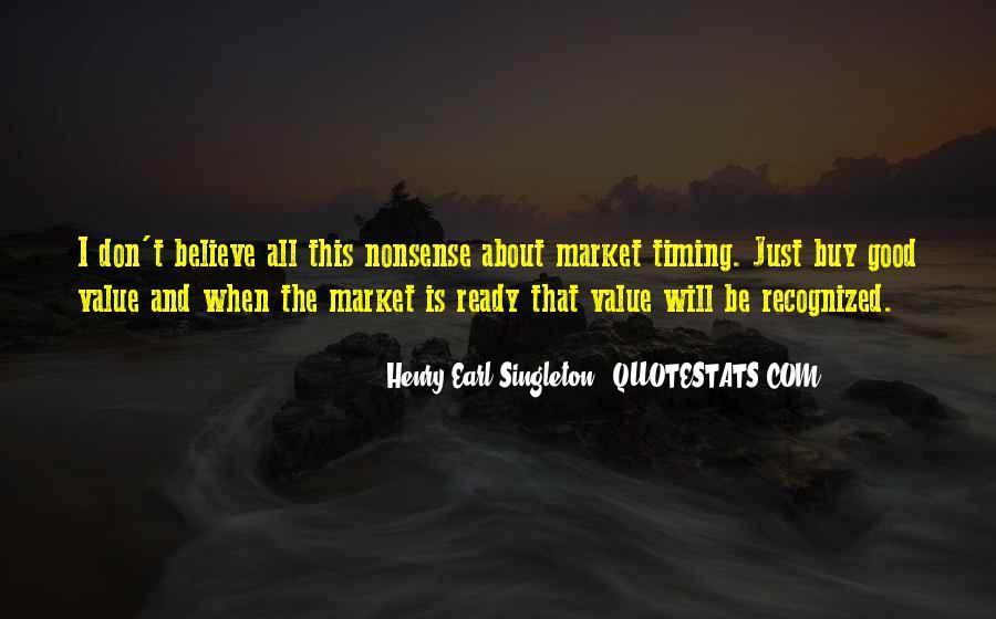 Singleton's Quotes #693299