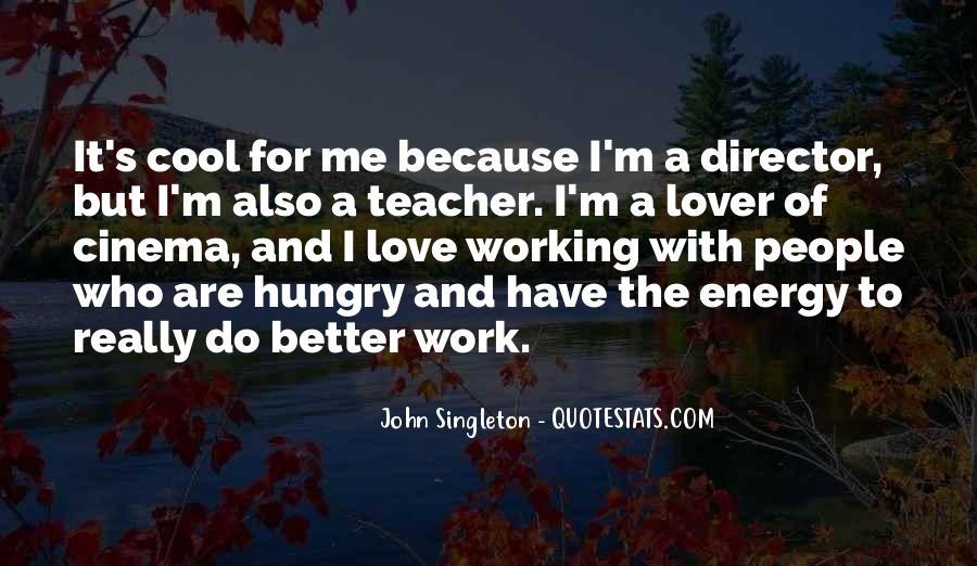Singleton's Quotes #794146