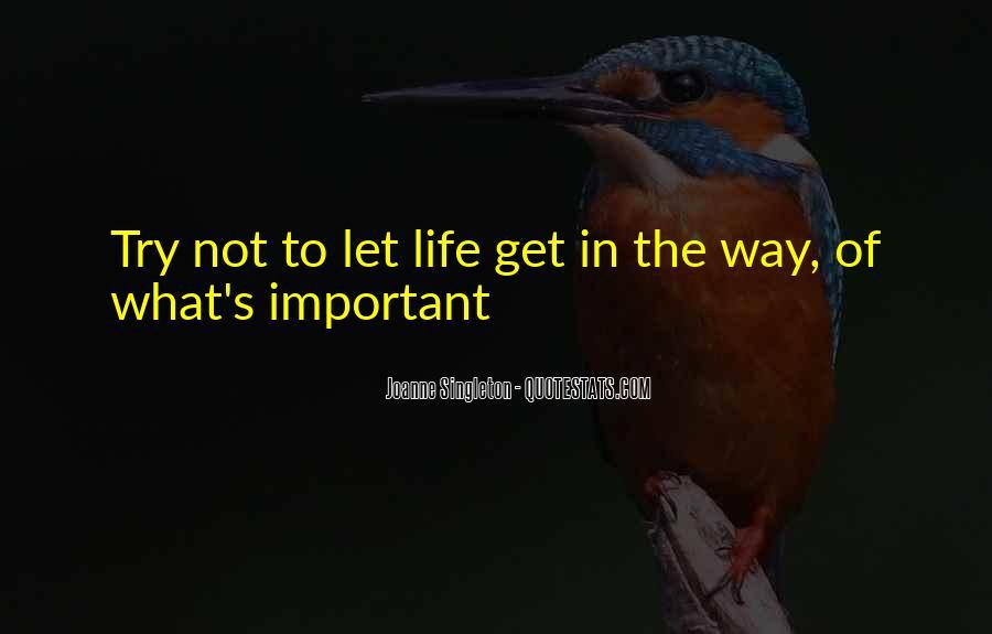 Singleton's Quotes #947321