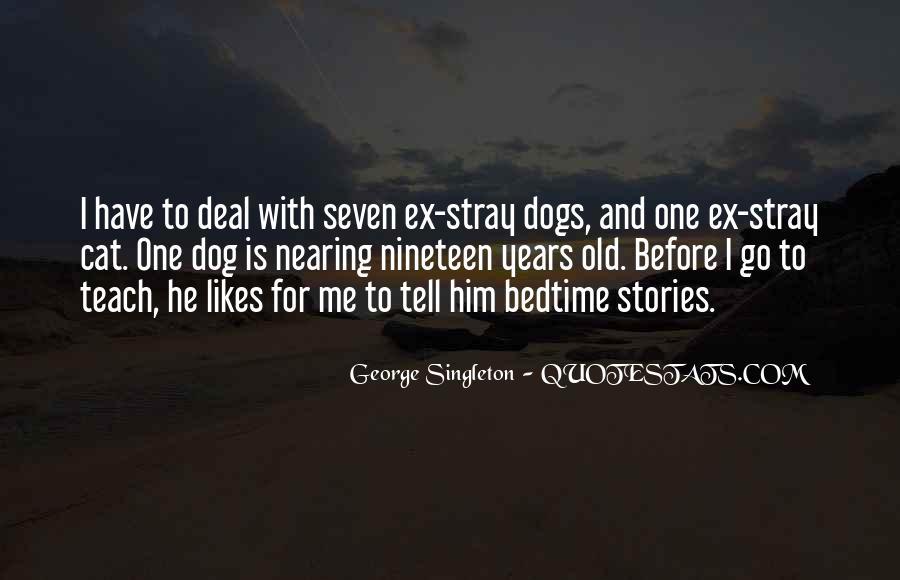 Singleton's Quotes #970232