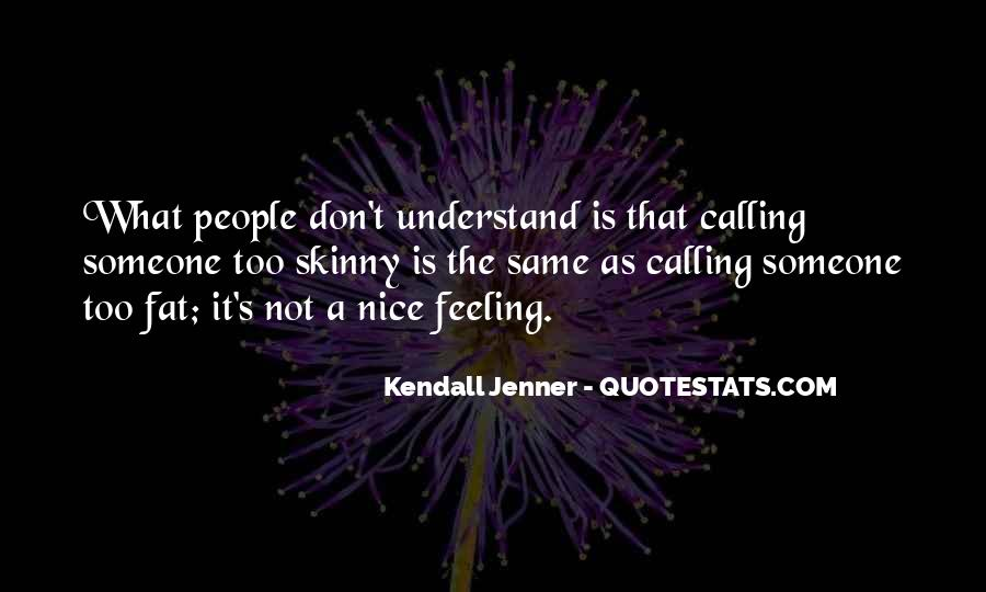 Quotes About Skinny People #1294202