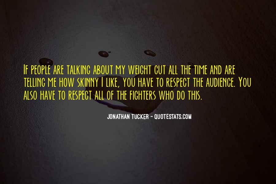 Quotes About Skinny People #1634253