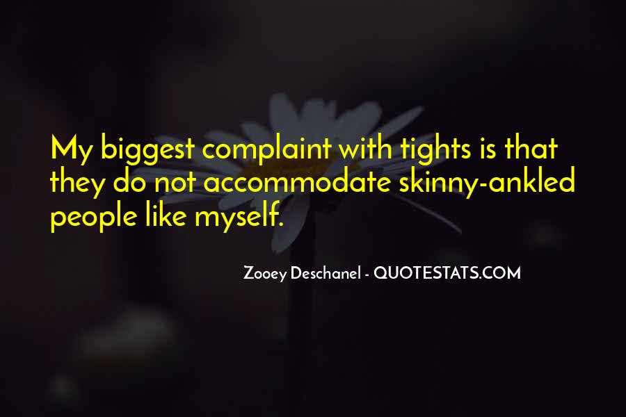 Quotes About Skinny People #496857