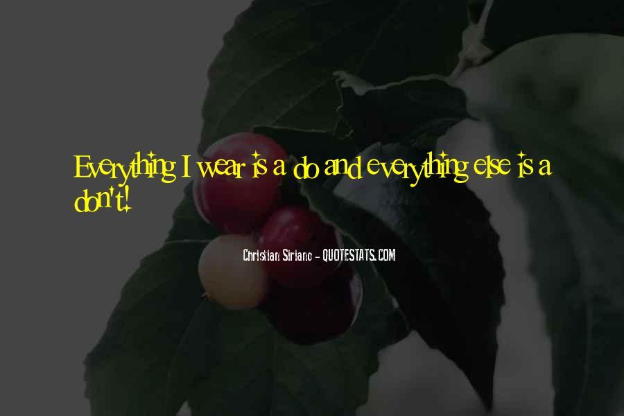 Siriano Quotes #1262743