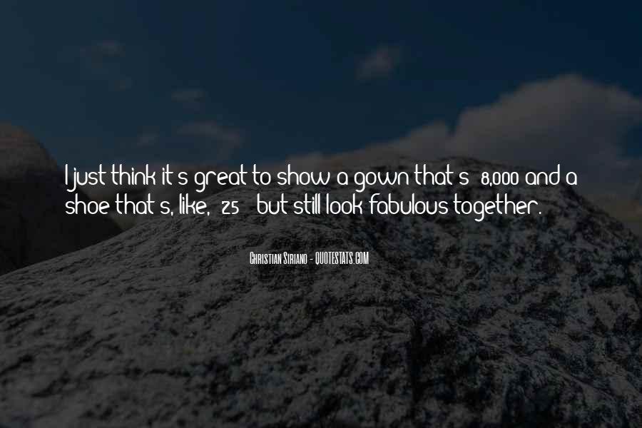 Siriano Quotes #1284048