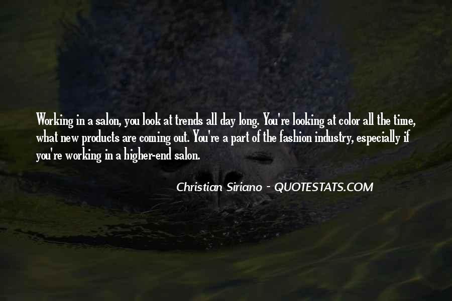 Siriano Quotes #327156