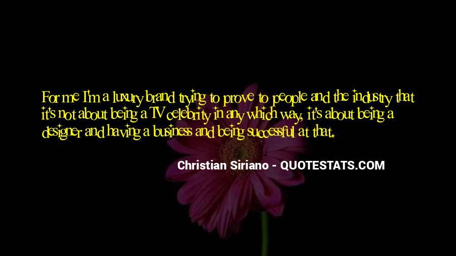 Siriano Quotes #430011