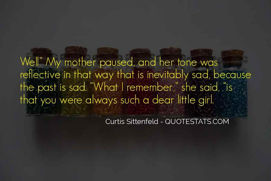 Sittenfeld Quotes #1157823