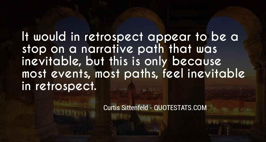 Sittenfeld Quotes #1204188