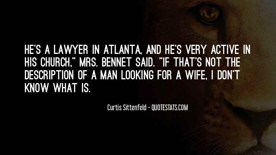Sittenfeld Quotes #274646