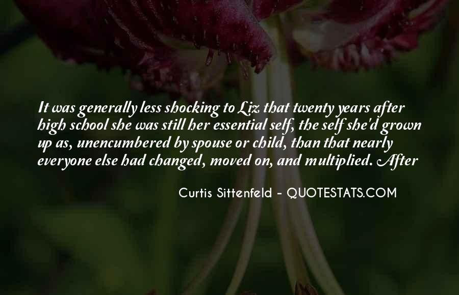 Sittenfeld Quotes #378798