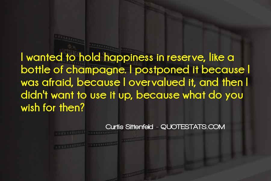 Sittenfeld Quotes #494449