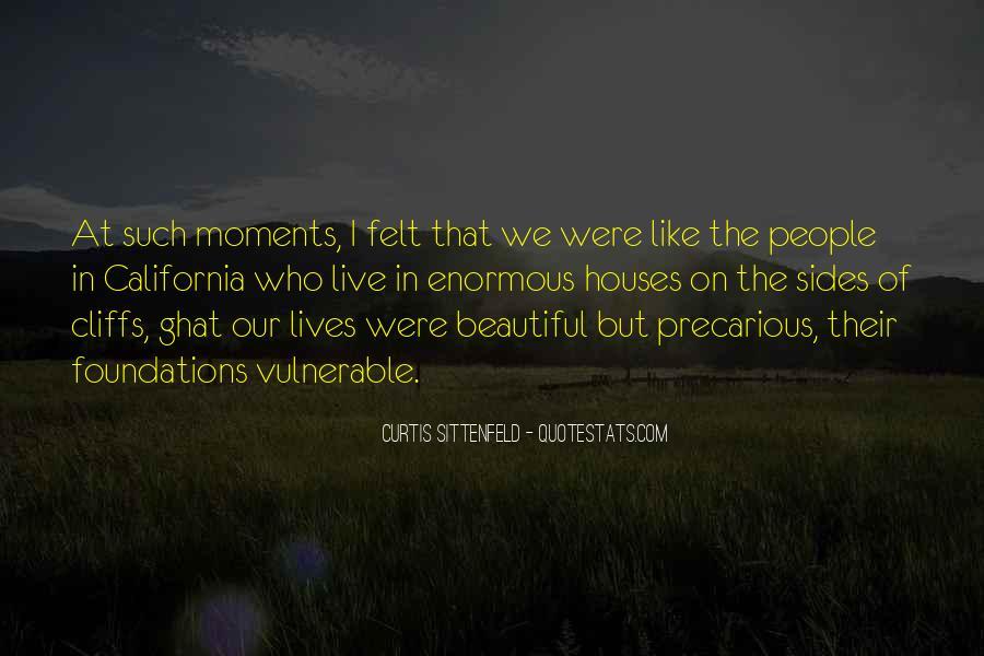Sittenfeld Quotes #514733