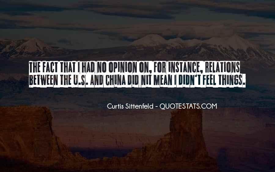 Sittenfeld Quotes #583654