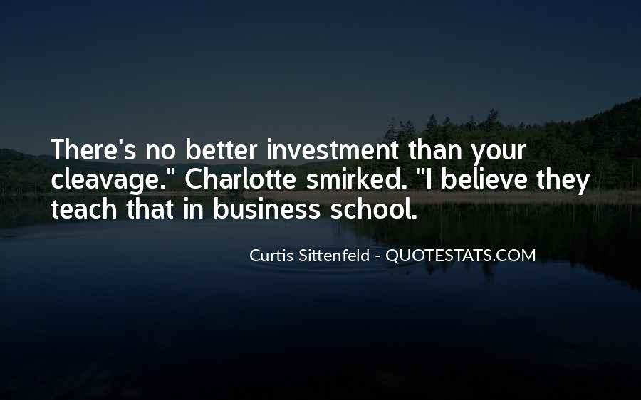 Sittenfeld Quotes #672658