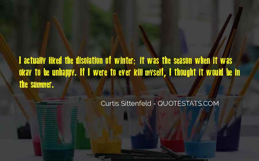 Sittenfeld Quotes #765669