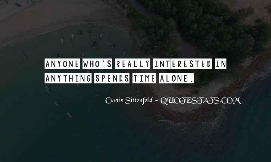 Sittenfeld Quotes #986936